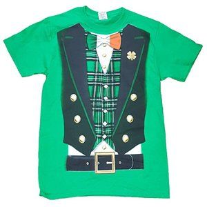 NWT Men's St Patrick's Day T-Shirt Medium Large